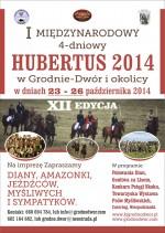 I Międzynarodowy Hubertus Jeździecko-Myśliwski Grodno-Dwór 25 październik 2014